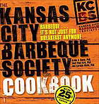 Kansas City Barbecue Society Cookbook cover