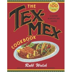The Tex_mex Cookbook