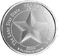 Rejected Texas Quarter